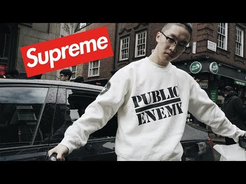 What Went Down at the Public Enemy x Supreme Drop
