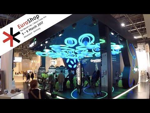 EuroShop 2017 RECAP - Düsseldorf, Germany | Trade Fair Walk-through