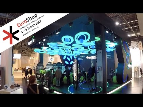 EuroShop 2017 RECAP - Düsseldorf, Germany   Trade Fair Walk-through