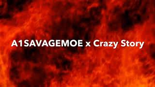 King Von Crazy Story Remix A1SAVAGEMOE