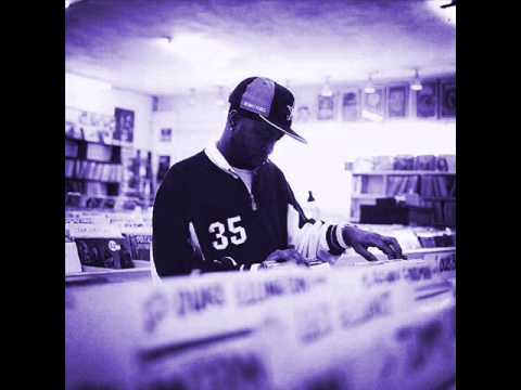 Crustation - Purple (J Dilla Remix) with Lyrics