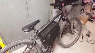 scooter électrique 1000W | 54,6V | DIY | eBike | lithium ion polymer