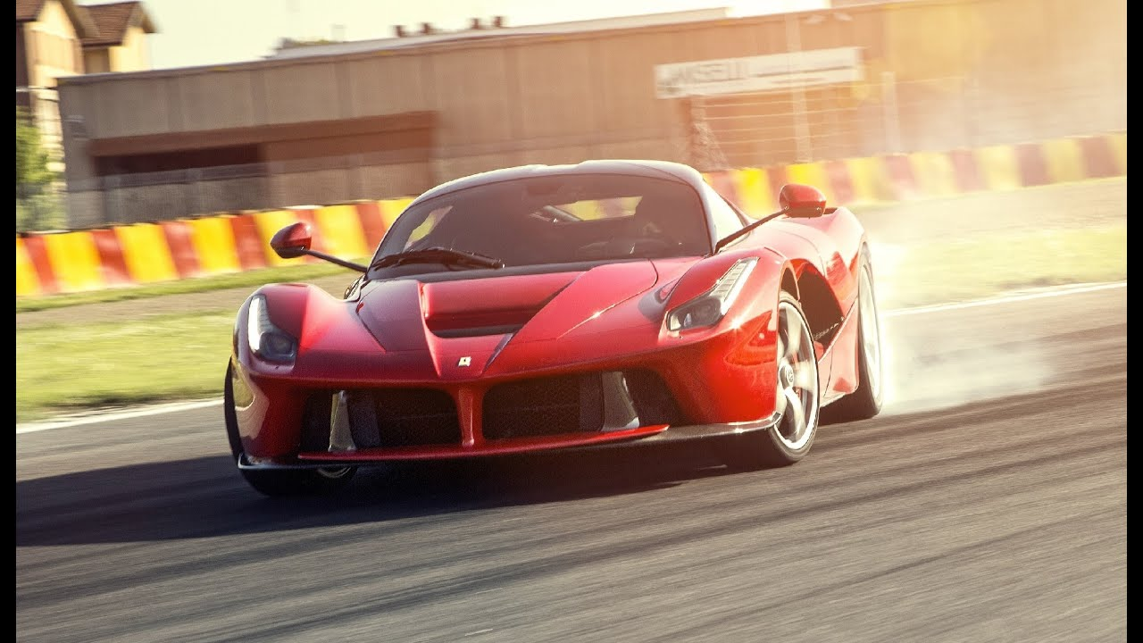 Laferrari Hot Lap Top Gear Ipad Magazine Youtube