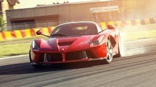 LaFerrari Hot Lap - Top Gear iPad Magazine