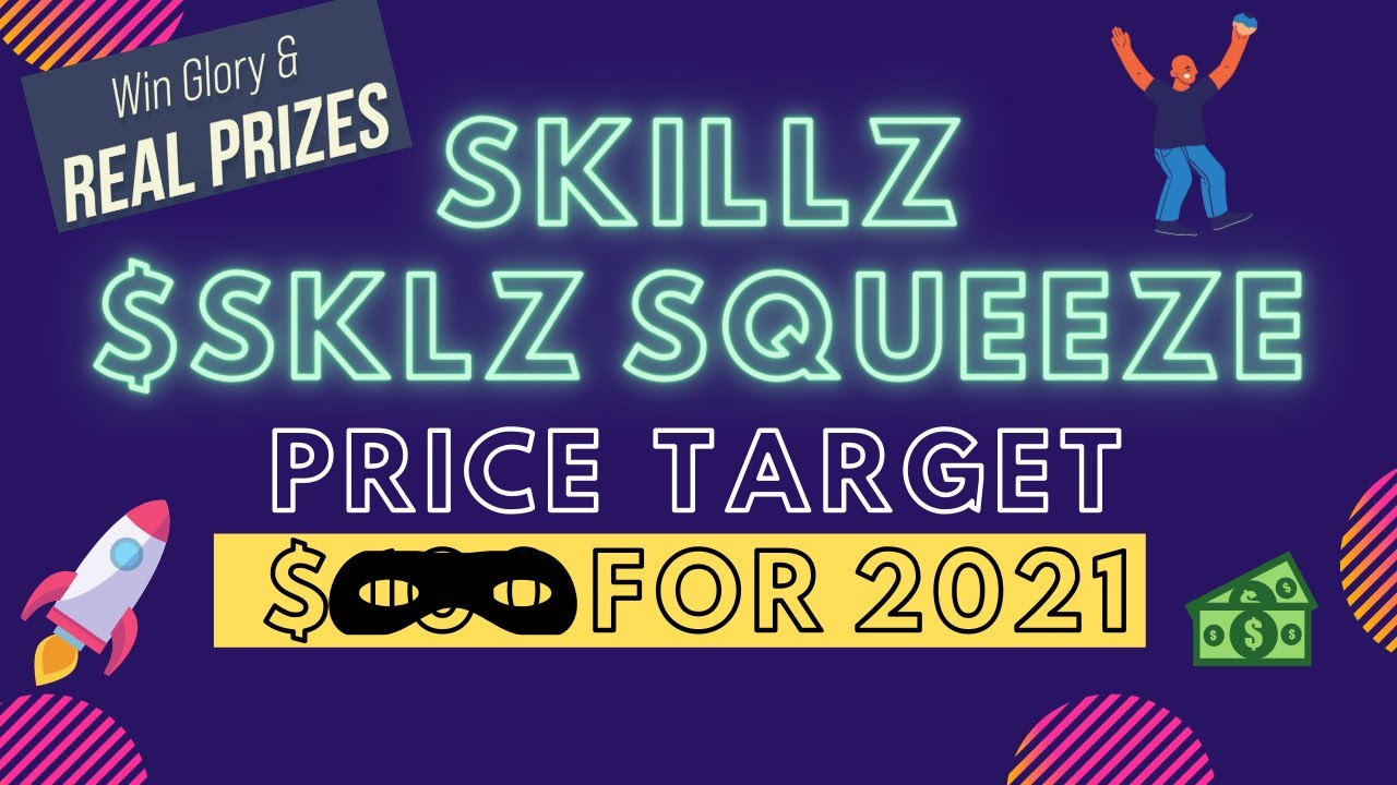 $SKLZ Why Short Sellers 🍋 Will Be Squeezed Out! New PRICE TARGET!