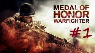 Medal Of Honor Warfighter Misja #1 - Niezamierzone Konsekwencje