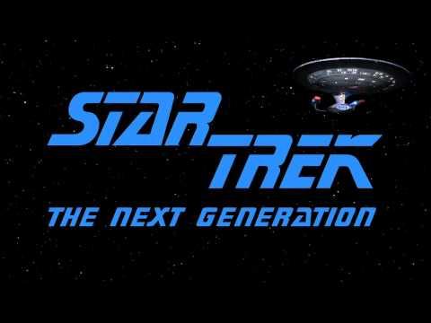 Star Trek The Next Generation - Main Theme (Season 1)