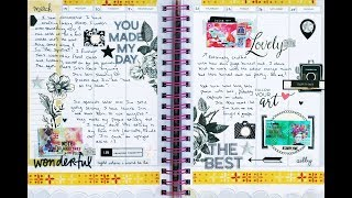 Jane Davenport Planner - Memory Planning - Week 12