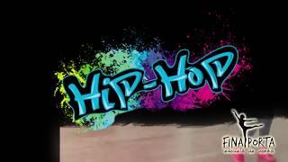 HIP HOP -  eEscuela de Baile Fina Porta