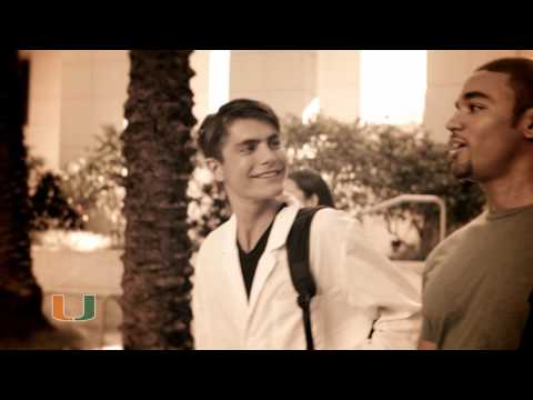 University of Miami - Jordan Reynolds Voiceover Actor