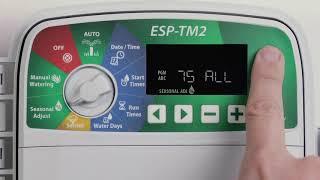 ESP-TM2 Controller: Advanced Programming