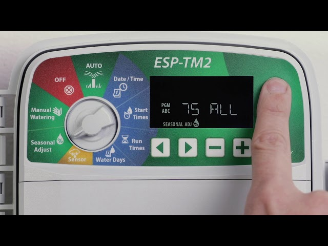 ESP-TM2 Controller: Advanced Programming