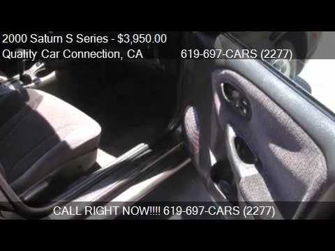 2000 Saturn S Series SL2 - for sale in La Mesa, CA 91942