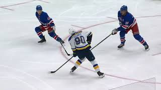 New York Rangers vs St. Louis Blues - March 17, 2018 | Game Highlights | NHL 2017/18