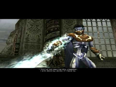 Legacy Of Kain - Defiance: Part 45 - Raziel vs Janos/ Hylden Lord Boss Battle (HD)