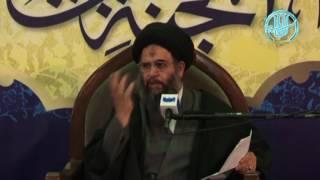 حديث عن شفاعة اهل الجنة _ الاستاذ السيد عادل العلوي