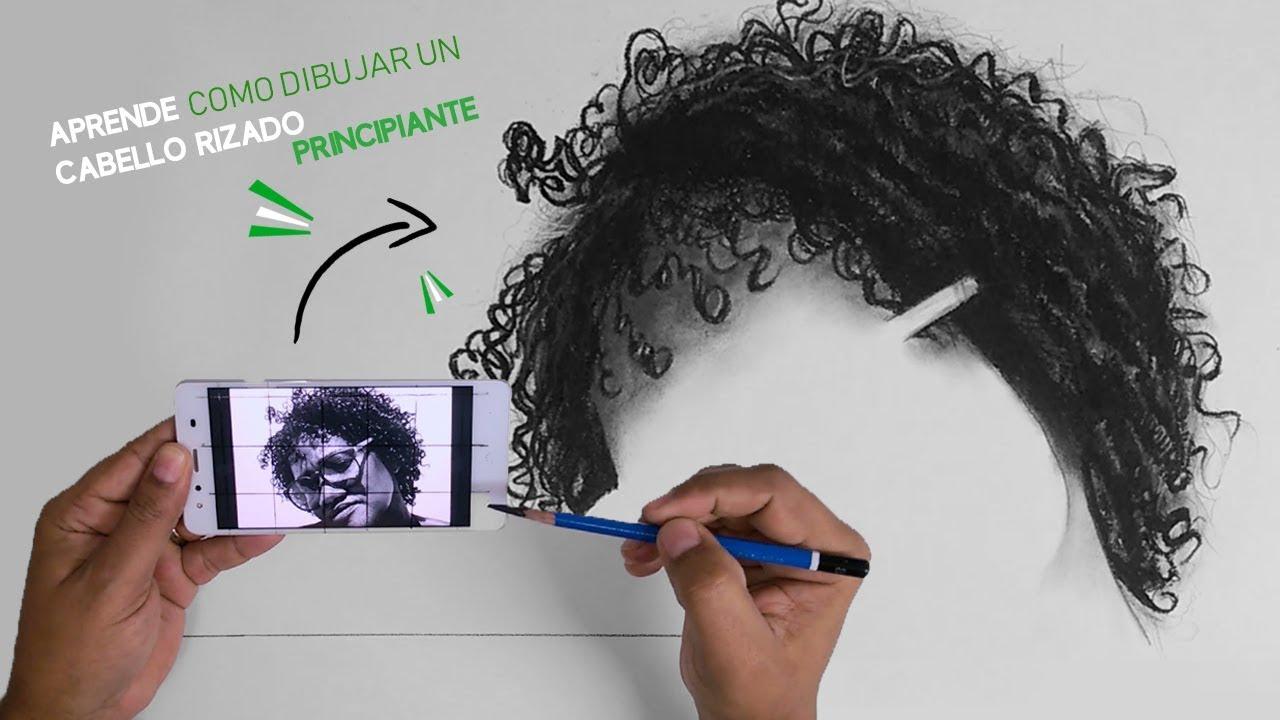 Principiante En Dibujar Aprende Trasladar Imagen Del Móvil Al Papel