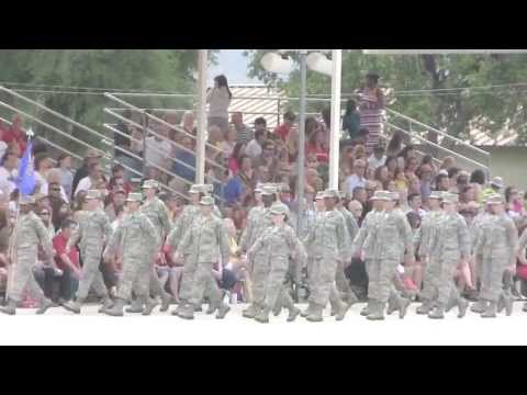 Tajhi Ford Air Force Dedication Video.