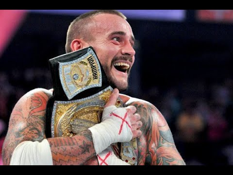 Why CM Punk's WWE Title Record Actually Mattered