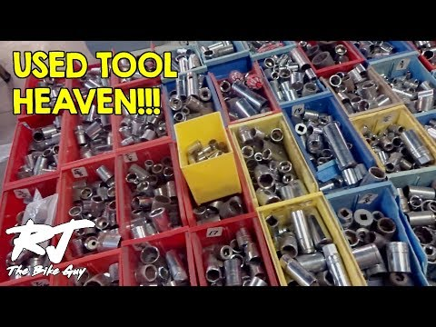 My Favorite Place To Find Cheap Used Tools!!!