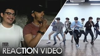 BTS 방탄소년단 FAKE LOVE  REACTION #salv