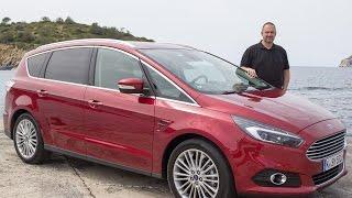 Ford S-Max 2015 - Zweite Generation im Test - Fahrbericht