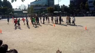 남대문중학교 체육대회 3학년 1조 이어달리기