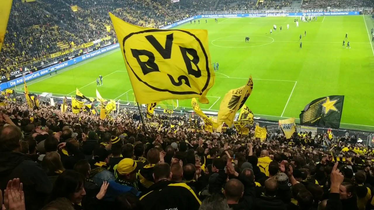 Bvb Vs Mönchengladbach