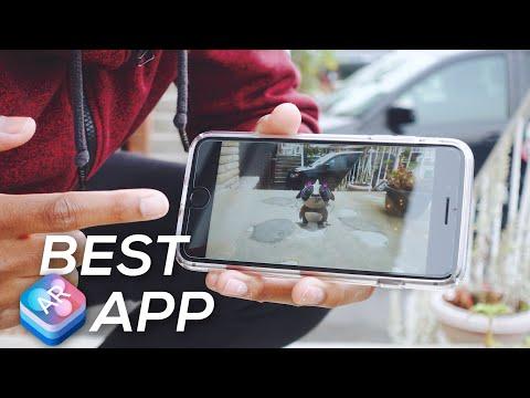 The Best AR App Of November 2017