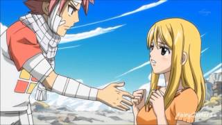 Fairy Tail - NaLu Moment (Episode 122)