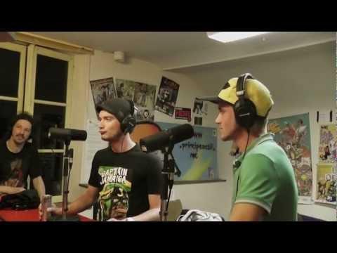 Freestyle Def & Scars sur Hit's Time radio Principe actif 102.4