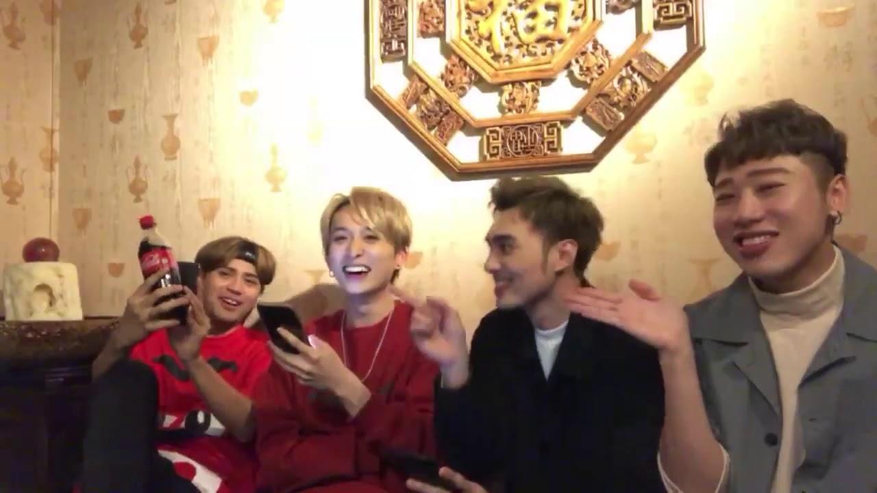 【20191210】WOLF 四堅情 直播 - YouTube