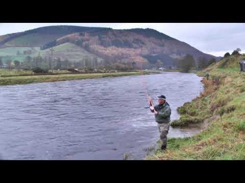 Gary Scott Fly Casting (www.shakespeare-fishing.co.uk)