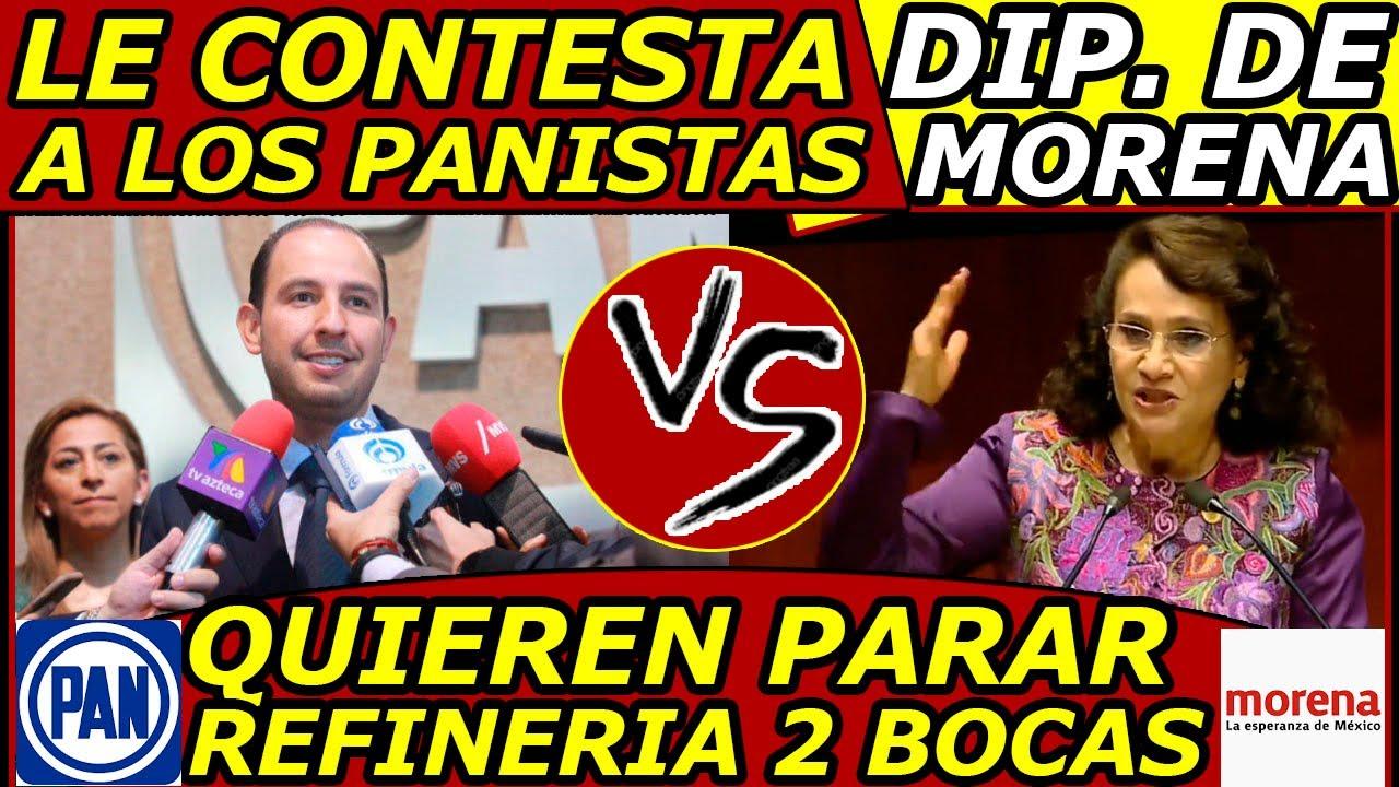 """Dip. de MORENA Para en Seco a la DERECHA """"Quieren que AMLO Pare Obras Faraònicas"""" Hoy se preocupan!!"""