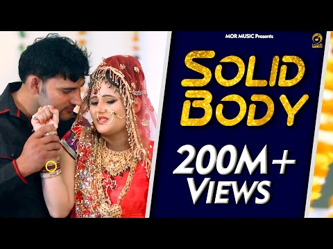 SOLID BODY || Ajay Hooda & Anjali II Tarun Mor || New song of 2015 || Mor Music