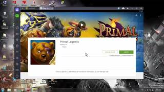 JUEGA PRIMAL LEGENDS EN PC CON BLUESTACKS | SOLO POR EL ORO