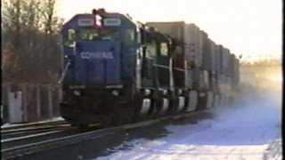 CSX in Upstate NY 2000 - Part 1