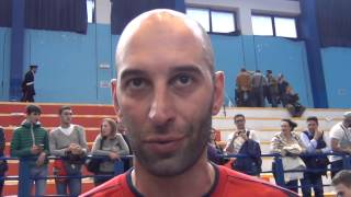 19-04-2015: Marco Piscopo nel post Trento