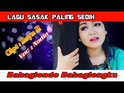 Mengharukan sekali lagu sasak terbaru yg 1 ini,BAHAGIENDE BAHAGIENGKU karya Reyn R,belum beredar