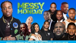 DRAMA ALERT! ! ! Jacquees King Of RNB?, CardiB Divorce Offset & More |MessyMonday
