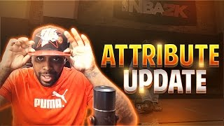 NBA 2K15 MY CAREER PS4 - 3rd Season Attribute Update | Custom Snapbacks By Game Helmet