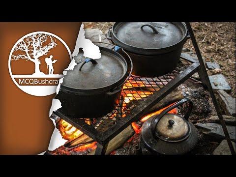Campfire Cooking 'Show Us Your Steak' Men's Mental Health
