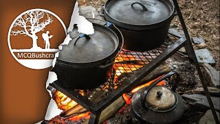 Campfire Cooking 'Show us your Steak' Men's Mental Health