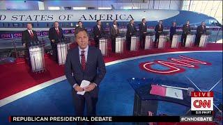 Second Republican Primary Debate - Main Debate - September 16 2015 on CNN