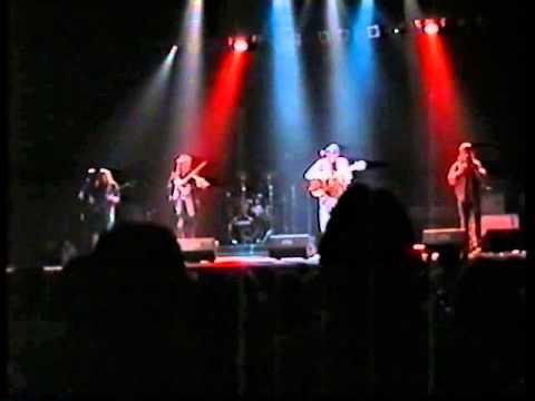 Concierto de Wolfstone.   Cartagena 1997