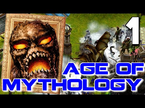 Age of Mythology EX | Nowa Atlantyda | Misja 1 Zaginiony lud from YouTube · Duration:  23 minutes 17 seconds