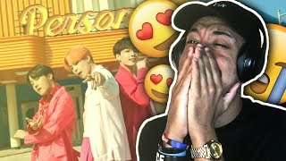 ON MY MOMMA! I CAN FEEL THAT LOVE!!! | BTS - Boy With Luv feat. Halsey' Official MV