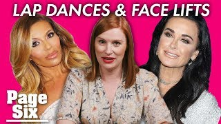 Real Housewives Report: Dolores' Facelift, Kyle's Lap Dance, Denise Richards | Housewives Hangover
