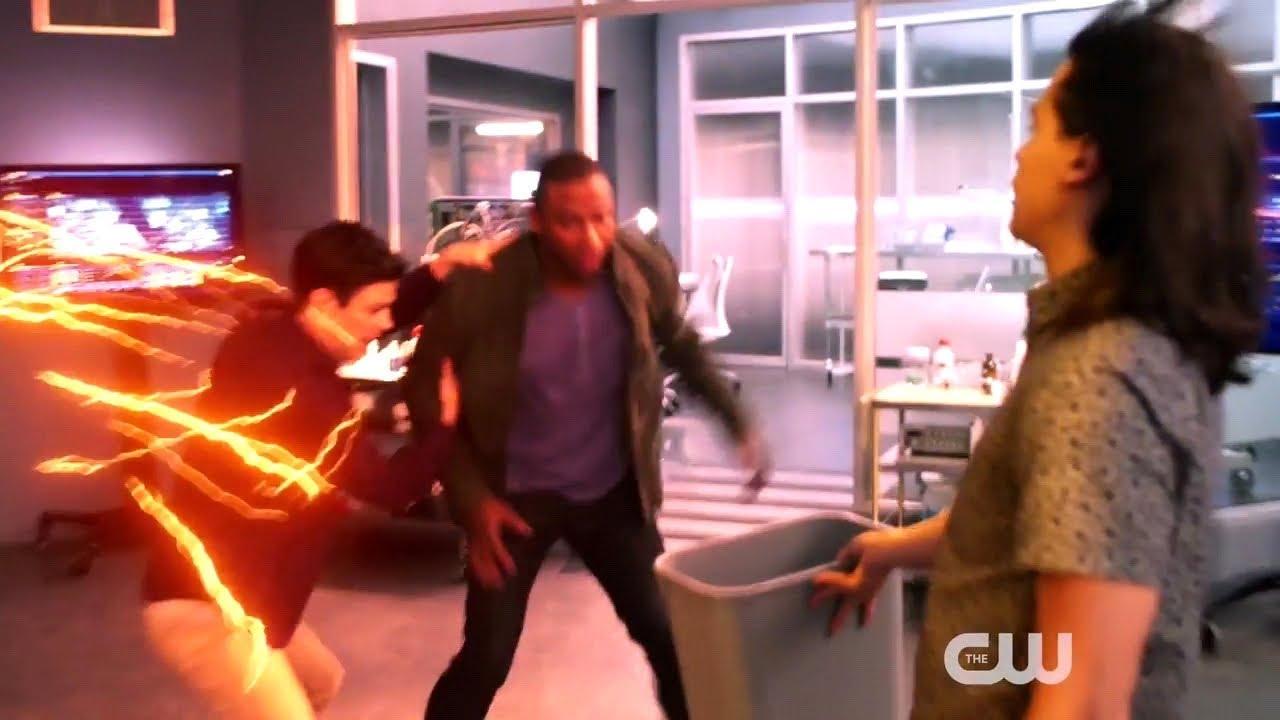 "Download The Flash 4x22 Sneak Peek ""Think Fast"" Season 4 Episode 22"