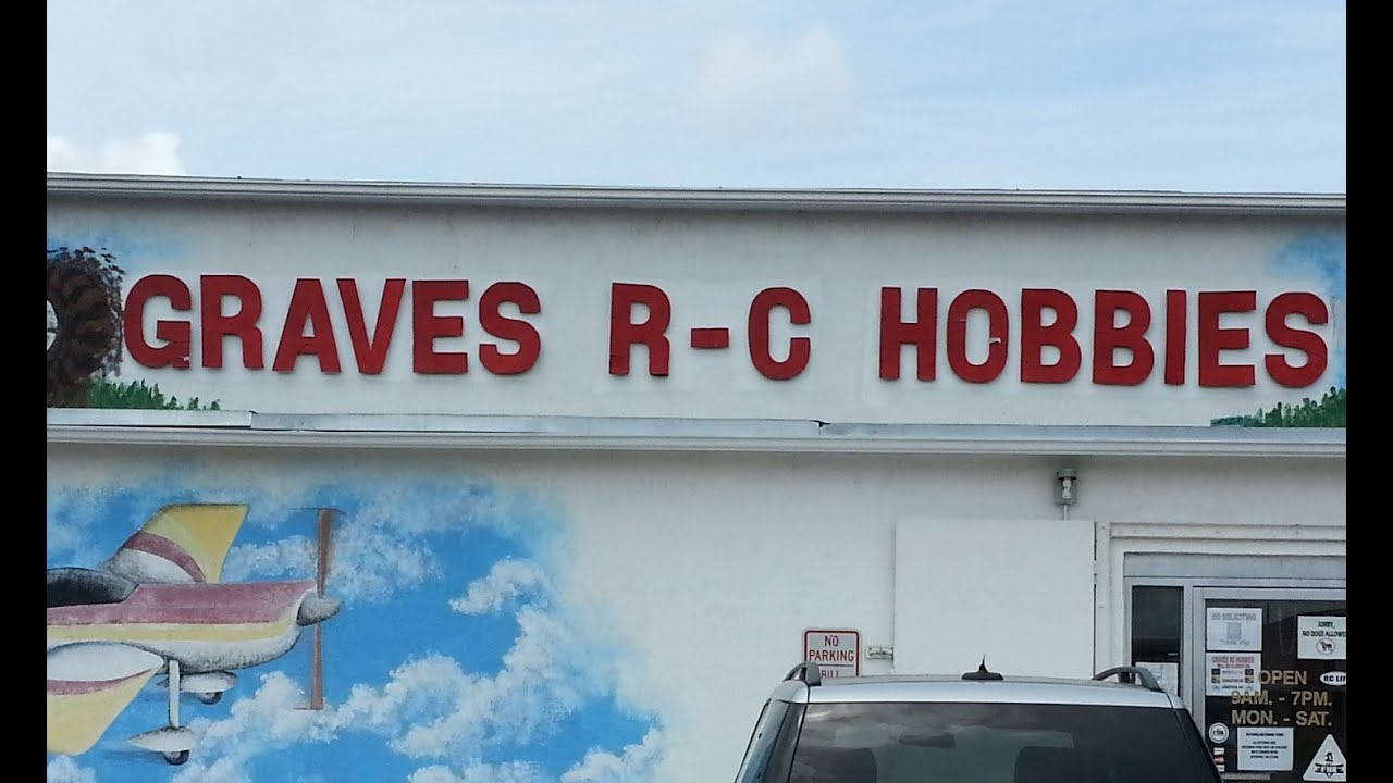 Graves Rc Hobbies In Orlando Fl Youtube
